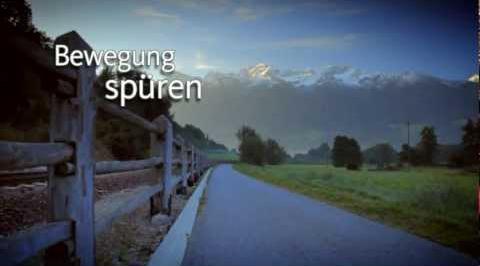 Bewegung spüren in der Ferienregion Meraner Land in Südtirol