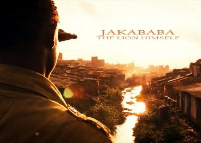 Jakababa – The Lion himself