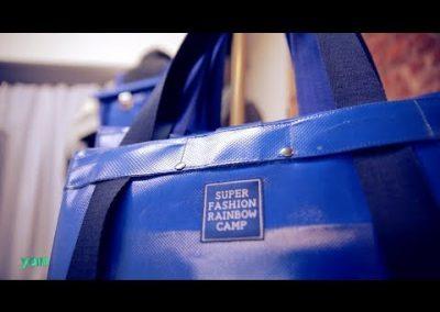 yoinlifestyle – Upcycling bei Super Fashion Rainbow Camp