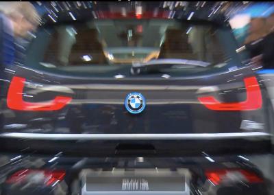 BMW NAIAS 2018 – Detroit